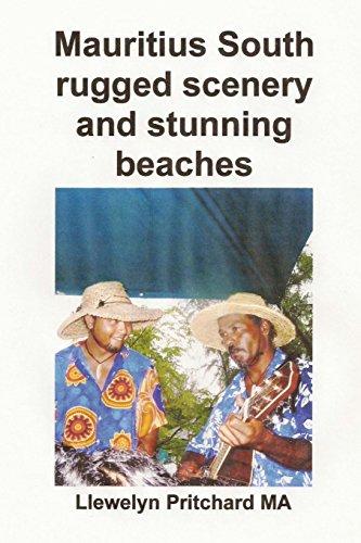 Mauritius South rugged scenery and stunning beaches: En Souvenir Indsamling af farve fotografier med billedtekster: Volume 9 (Photo Albums)