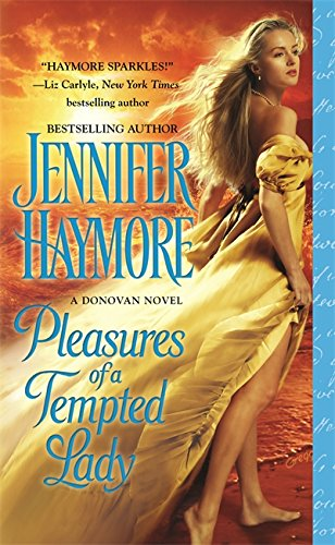 Image of Pleasures of a Tempted Lady (A Donovan Novel)