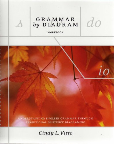 Grammar By Diagram - Second Edition Workbook: Understanding English Grammar Through Traditional Sentence Diagraming (English Grammar Sentence Diagram compare prices)