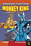 Monkey King # Volume 16 : The Golden Temple