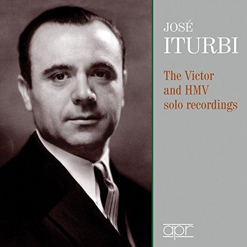 CD : ALBENIZ / BACH / BEETHOVEN / CHOPIN / ITURBI - Victor & Hmv Solo Recordings (3 Discos)