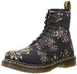 Dr Martens Women's Velvet Castel Lace Ups Boots