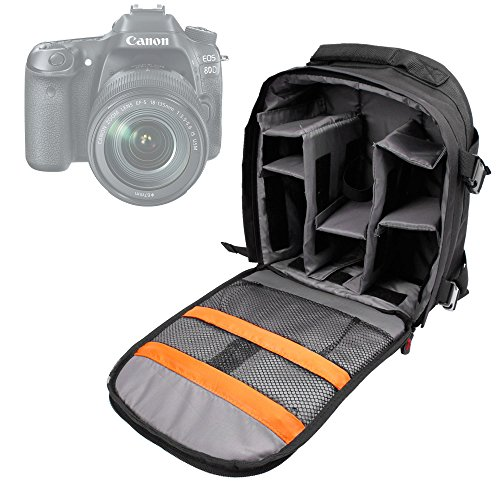 duragadget-mochila-para-camara-canon-eos-1300d-rebel-t6-resistente-al-agua-funda-impermeable