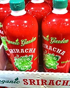 Organic Garden Hot Chili Sriracha Sauce 35 Oz - 2 Pack from Organic Garden