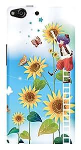 TrilMil Printed Designer Mobile Case Back Cover For Gionee Elife E6