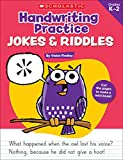 img - for Handwriting Practice: Jokes & Riddles book / textbook / text book