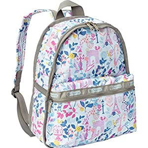 LeSportsac Basic Backpack (One size, Paris In Bloom)