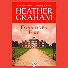 Forbidden Fire (       UNABRIDGED) by Heather Graham Narrated by Bridie Lawrence