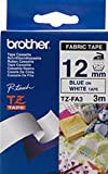 Brother® P-Touch® TZ Industrial Series Fabric Iron-On Tape, 1/2 x 9.8ft