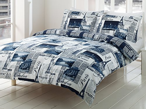 fusion-metropolitan-quilt-city-life-travel-themed-with-contrast-reverse-duvet-cover-set-king-navy-bl