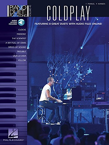 Piano Duet Play-Along Volume 46: Coldplay (Piano Duos)