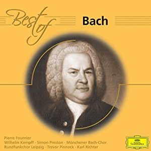 Best Of Bach (Eloquence)