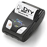 Star Micronics 39632110 Model SM-S230I-UB40 Portable Thermal Mobile Printer, Tear Bar, iOS/Android/Windows, Bluetooth/USB, With Charger, 2