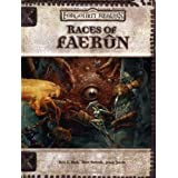 Races of Faerun (Dungeons & Dragons d20 3.0 Fantasy Roleplaying, Forgotten Realms Setting) ~ Matt Forbeck