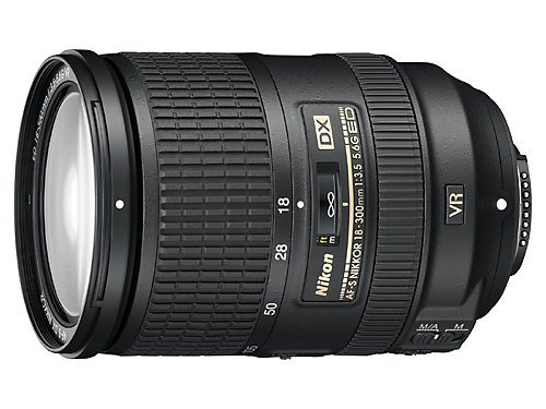 Nikon Af-s Dx Nikkor 18-300mm F/3.5-5.6g Ed Vr [Afsdxvr18-300g] (Japan Import)