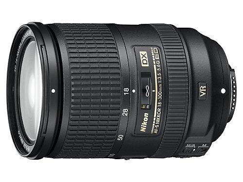 Nikon Af-s Dx Nikkor 18-300mm F/3.5-5.6g Ed Vr [Afsdxvr18-300g] (Japan Import)