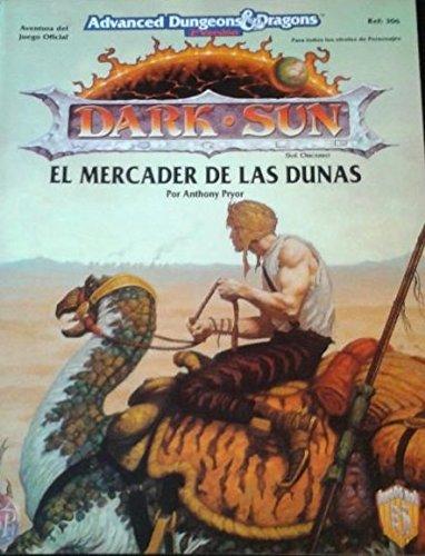 MERCADER DUNAS (DARK-SUN) (AD&D)