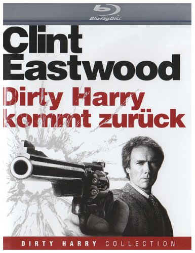 Dirty Harry kommt zurück - Dirty Harry 4 [Blu-ray]