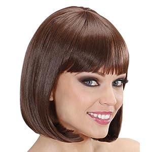 dreamhair fashion wig jolie braun per cke aus kastanienbraunen. Black Bedroom Furniture Sets. Home Design Ideas