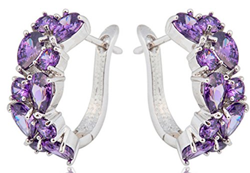 saysure-hoop-earrings-10kt-white-gold-filled-zircon-earrings
