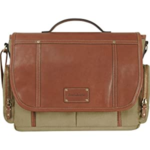Tommy Bahama Luggage Casual Messenger Bag by Randa luggage