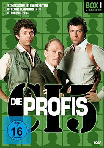 Die Profis - Staffel eins [5 DVDs]