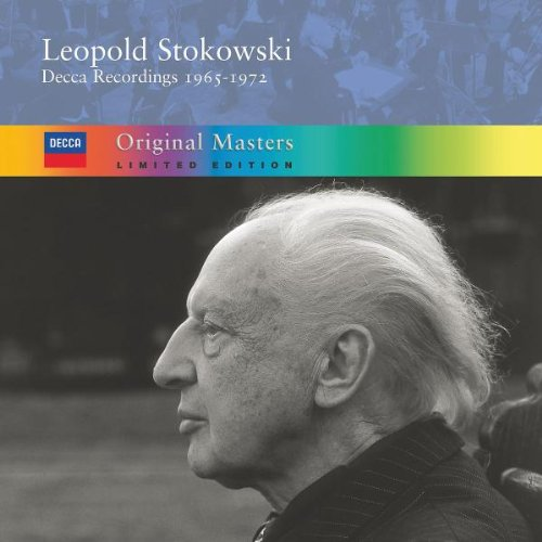 Leopold Stokowski: Decca Recordings, 1965-1972 (Original Masters Limited Edition)