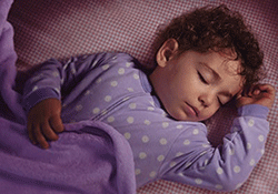 Huggies Overnites help baby AND Mom sleep better