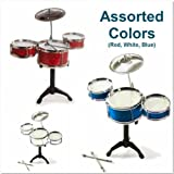 Desktop Drum Set - Assorted Colors