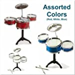 Desktop Drum Set - Assorted Colors
