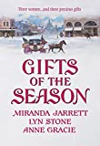 Gifts of the Season (Mills & Boon Historical): A Gift Most Rare / Christmas Charade / The Virtuous Widow
