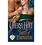 img - for Taste of Temptation: A Novel of Sensual Destiny book / textbook / text book