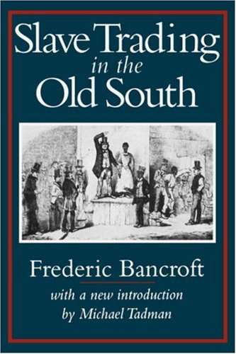 Slavery In The Old South Essay