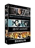 echange, troc Arts martiaux - Coffret 3 films : Bodyguards & Assassins + Le règne des assassins + Shaolin - La légende des moines guerriers