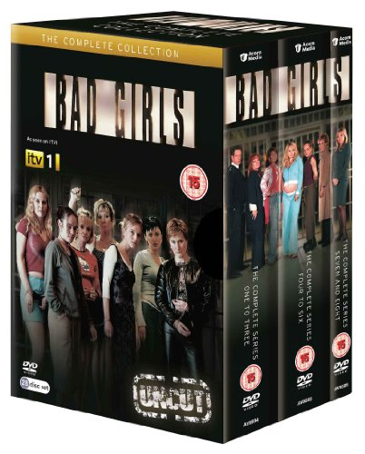 Bad Girls - The Complete Series 1-8 Boxed Set [DVD]