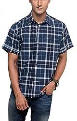 SYDA Smart Short Length Men's Shirt