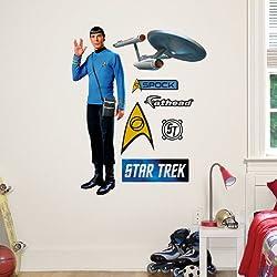 FATHEAD Spock-Fathead Jr. Graphic Wall Décor