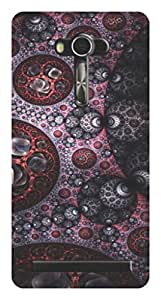 ZYNK CASE PREMIUM BACK COVER FOR ASUS ZENFONE 3 LASER (5.5)