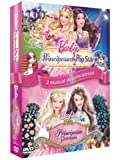 Barbie La Principessa and La Pop Star / La Principessa and La Povera (2 Dvd) - IMPORT