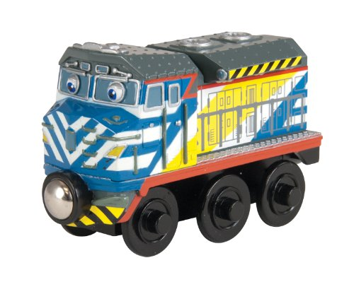 Chuggington Wooden Railway Chuggineer Zack Vehicle