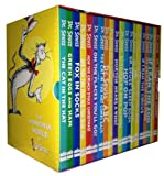 img - for Dr Seuss Collection 20 Books Set Pack (The Cat in the Hat, Green Eggs and Ham, Fox in Socks, One Fish Two Fish Red Fish Blue Fish, How the Grinch Stole Christmas!, Oh the Places You'll Go!, the Cat in the Hat Comes Back, Dr. Seuss' Abc, Dr. Seuss ..) book / textbook / text book