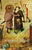 img - for The Fool in European Theatre: Stages of Folly by Tim Prentki (2011-12-15) book / textbook / text book