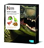 Great Gizmos 4M Natural History Museum Mould and Paint Dinosaur