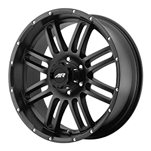 American Racing AR90189012500AR901 18×9 5×114.30 BLACK (0mm)