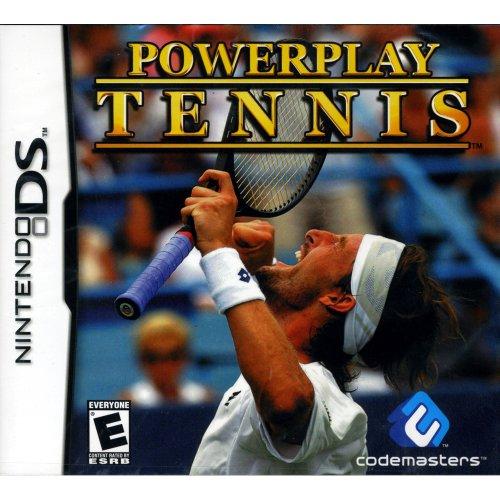 Power Play Tennis - Nintendo DS - 1