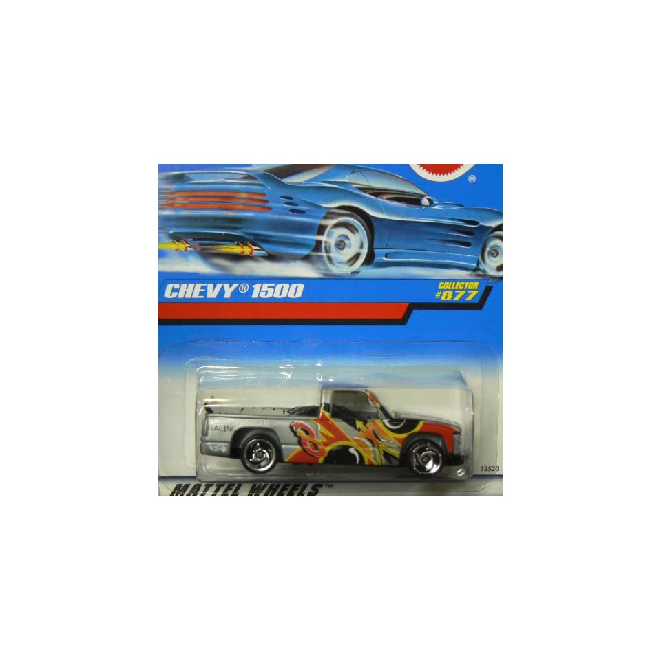 Hot Wheels Chevy 1500 1998 #877/w/sbs
