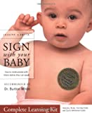 SIGN with your BABY - Complete Learning Baby Sign Language (ASL) Kit: Includes Book, How-to VHS, Quick Reference Guide