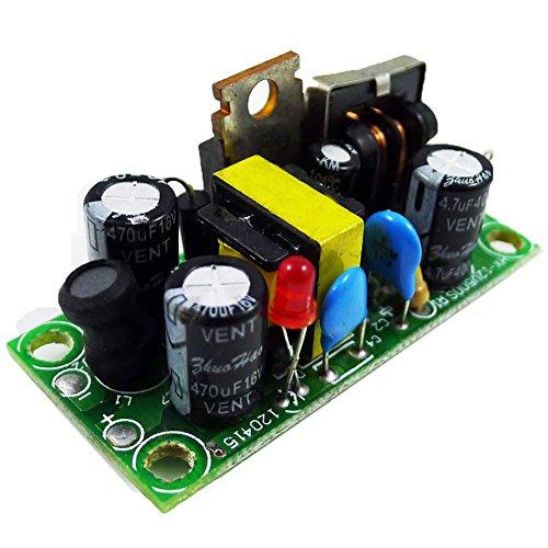 GEREE AC to DC Power Supply module Isolation AC85-265V AC 110v 220V to DC 6V 1A Output (Western Isolation Module compare prices)
