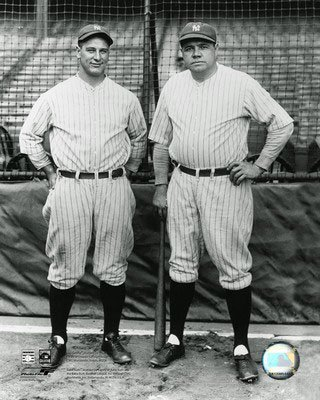 Babe & The Iron Horse: Babe Ruth and Lou Gehrig