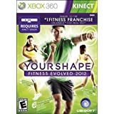 Your Shape Fitness Evolved 2012 - Xbox 360 ~ UBI Soft